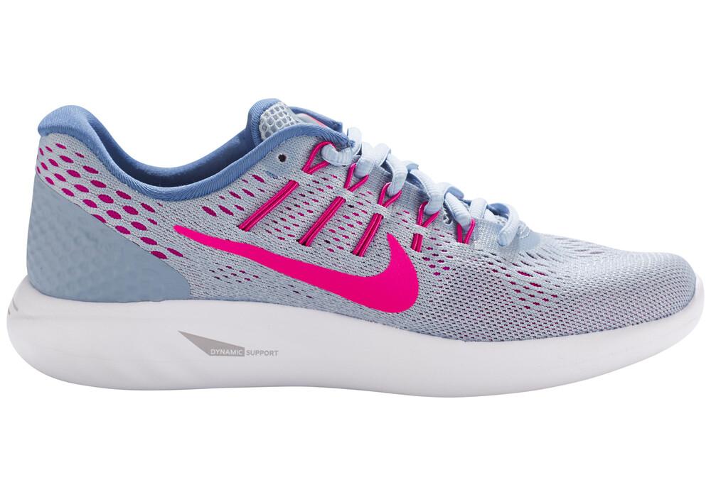 tom jules - Nike Lunarglide 8 - Chaussures de running Femme - gris sur campz.fr !